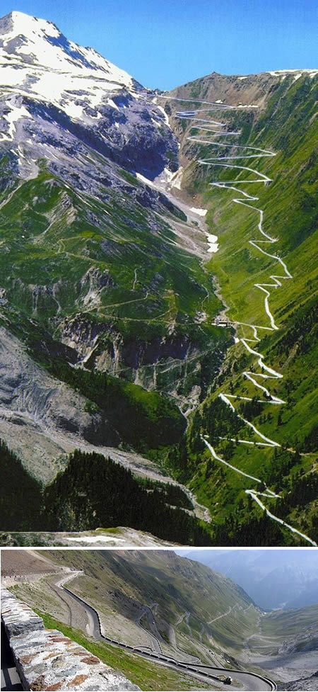 10 of the World's Most Dangerous Roads.