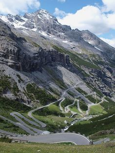 The Most Spectacular Roads in the World.