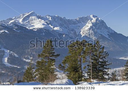 Alpspitz Stock Photos, Royalty.