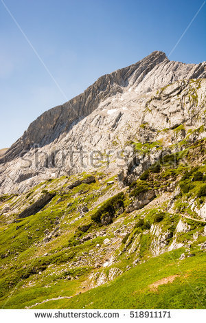 Alpspitze Stock Photos, Royalty.