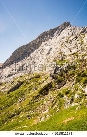 Alpspitze Stock Photos, Royalty.