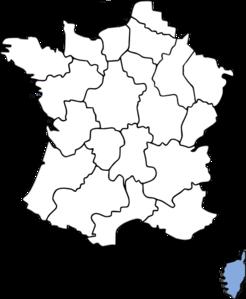 Alsace France Map Clip Art at Clker.com.