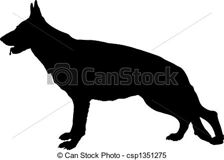 German shepherd Illustrations and Clipart. 790 German shepherd.