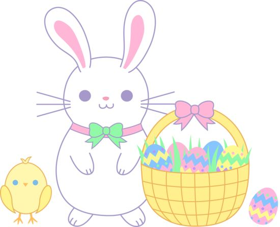 Free Easter clip art from sweetclipart.com.