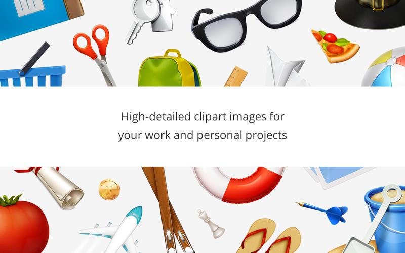 Clipart alta definizione.
