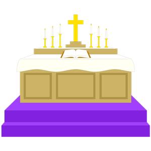 Altar 20clipart.