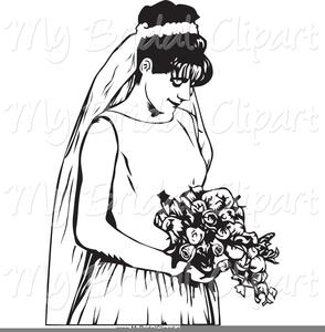 Bride Altar Clipart.