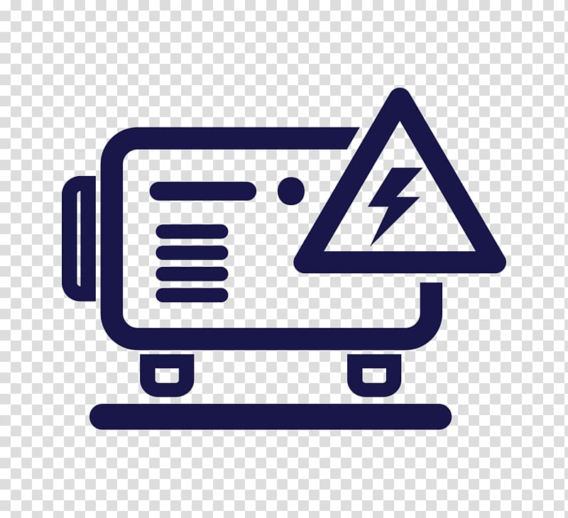 Electric generator Electricity Standby generator Alternating.