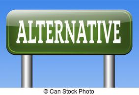 Alternative route Stock Illustrations. 152 Alternative route clip.