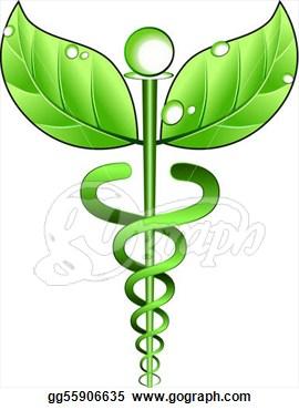 Alternative medicine clipart.