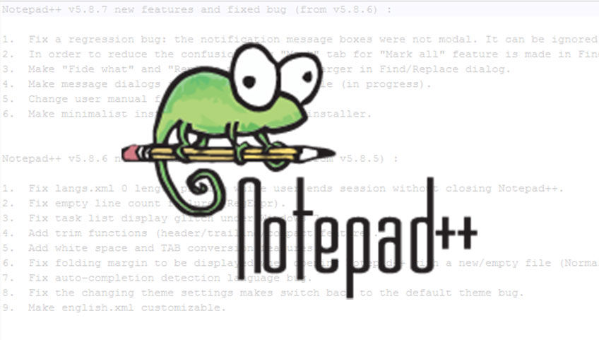 18 Alternatives to Notepad++.