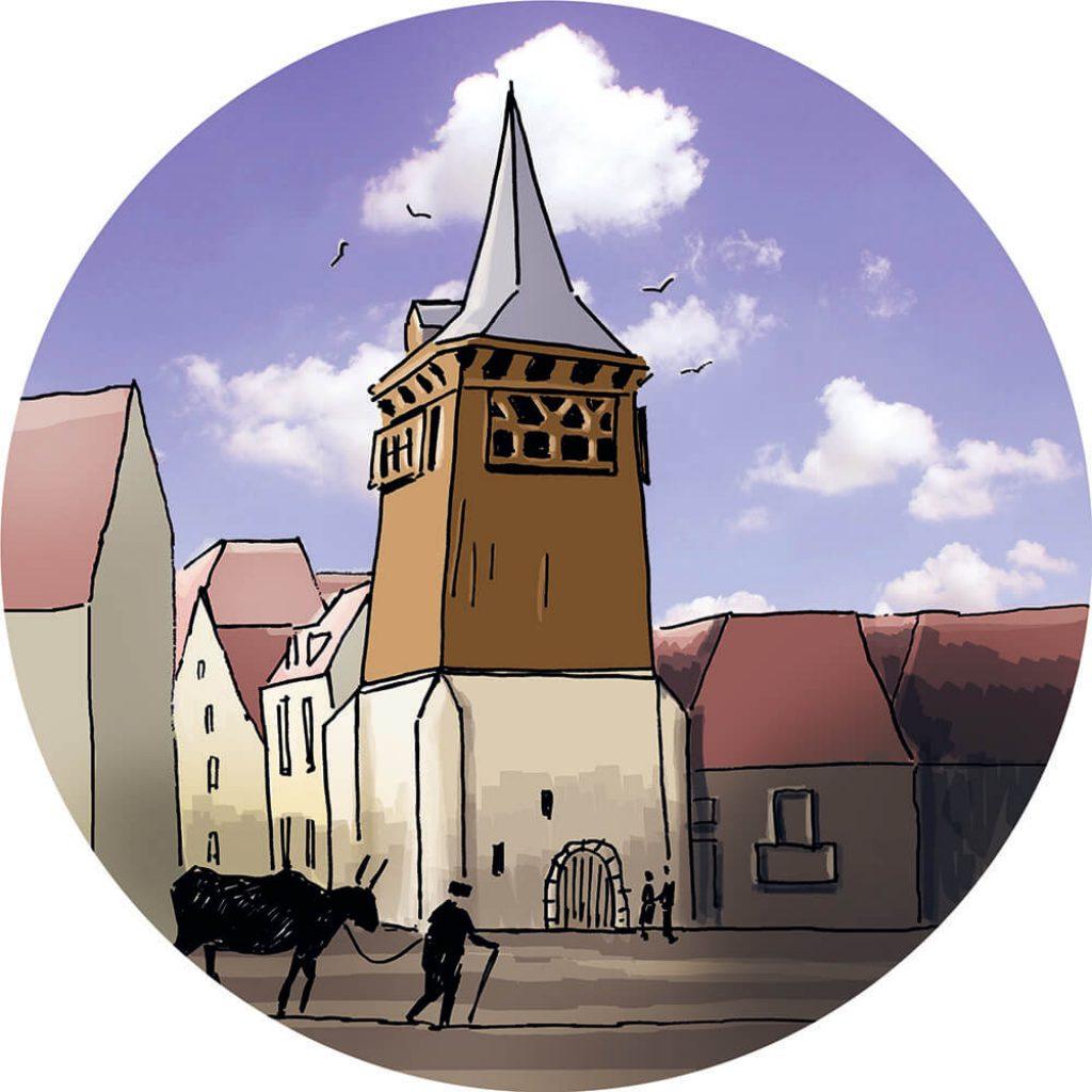 Die 'Grote Kerk' ist großartig!.