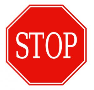 Stop Signal.