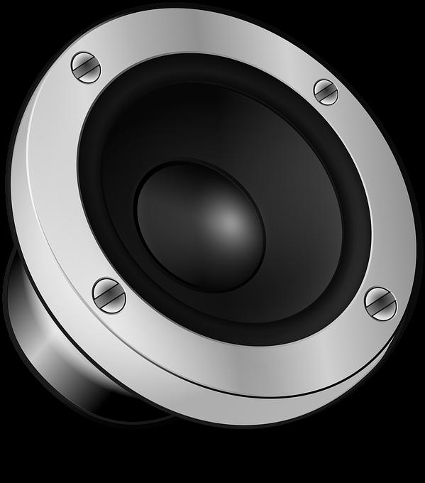 Alto Falante Vector Png Speaker Clip Art.