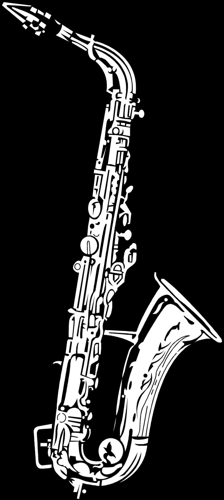 Alto saxophone Drawing Tenor saxophone Clip art.