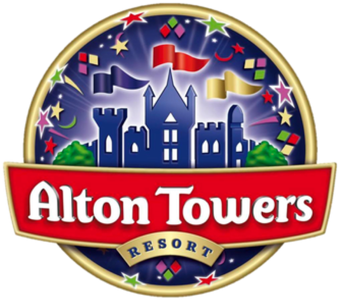 Alton towers by Courtney Vacher.