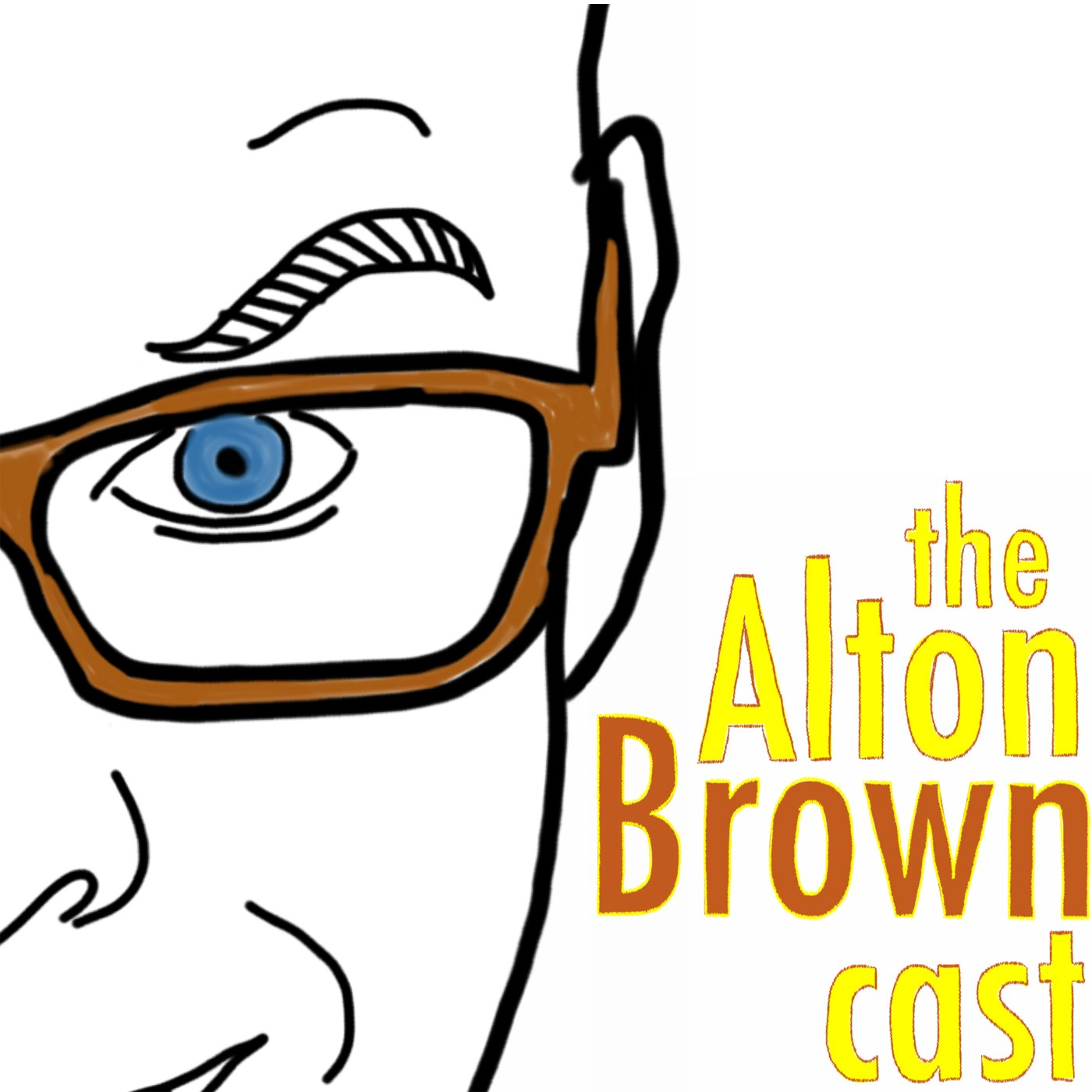 The Alton Browncast.