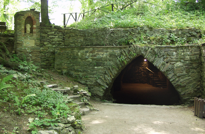 Klosterpark Altzella.