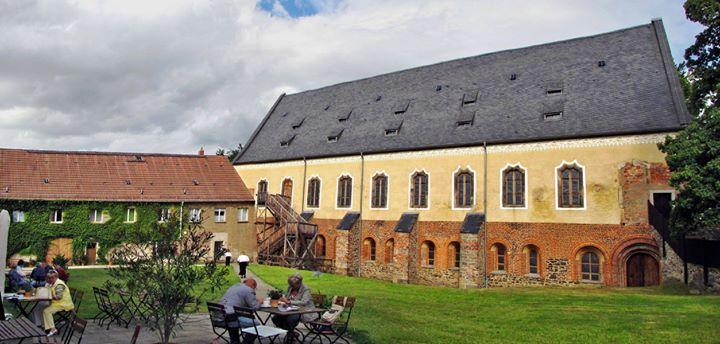 Kunsthandwerkermarkt Altzella Kloster.