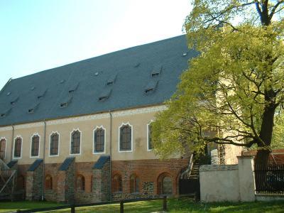 Kloster Altzella.