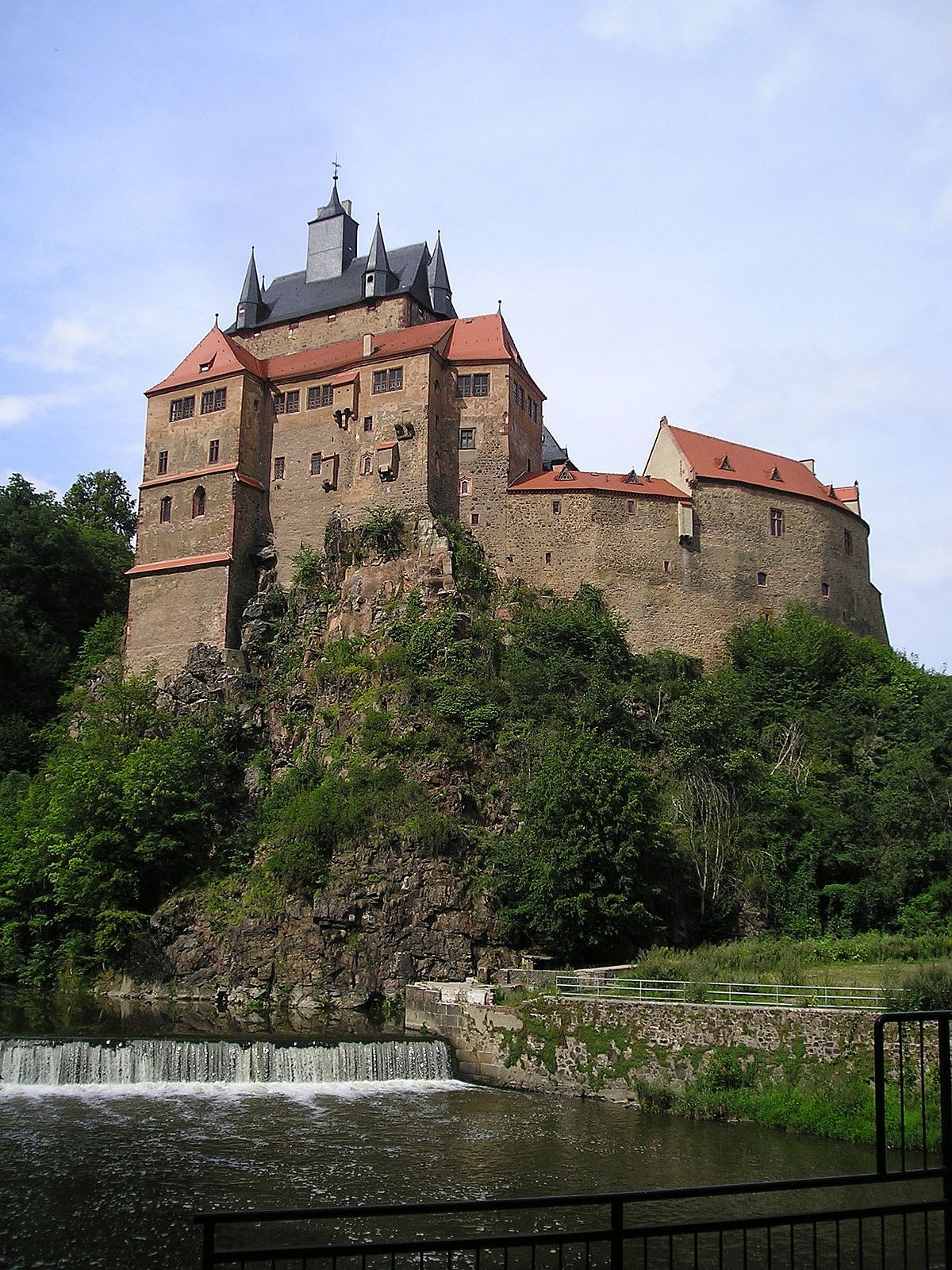 State Palaces, Castles and Gardens of Saxony.