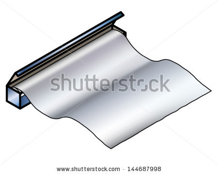 Aluminum Foil Stock Images, Royalty.