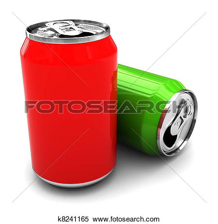 Clip Art of Drink Can k3171932.