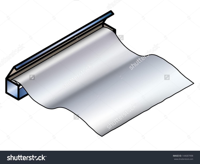 Aluminium clip art.