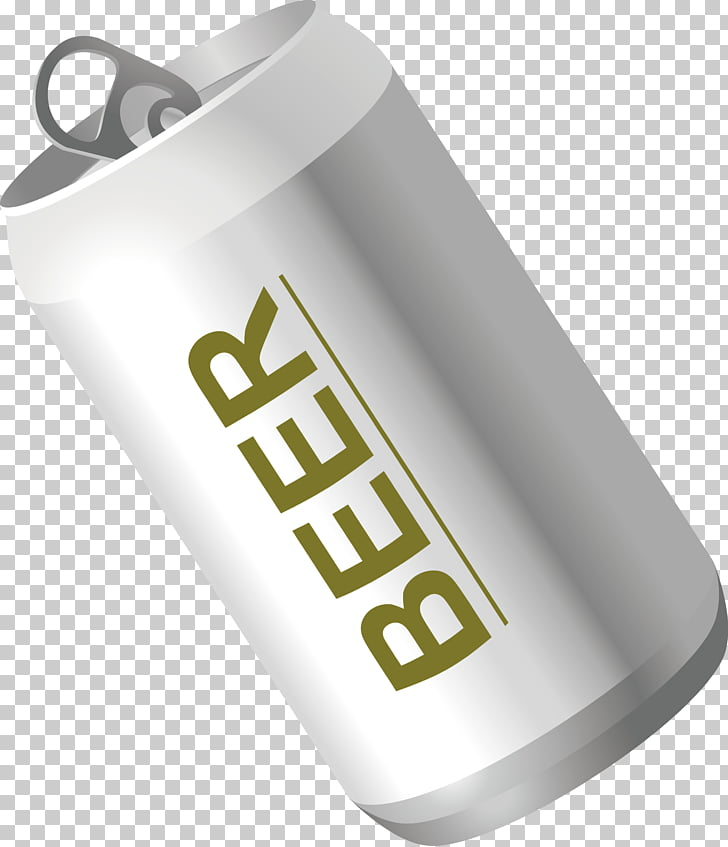 Beer Beverage can Drink Aluminium, Aluminum cans beer PNG.