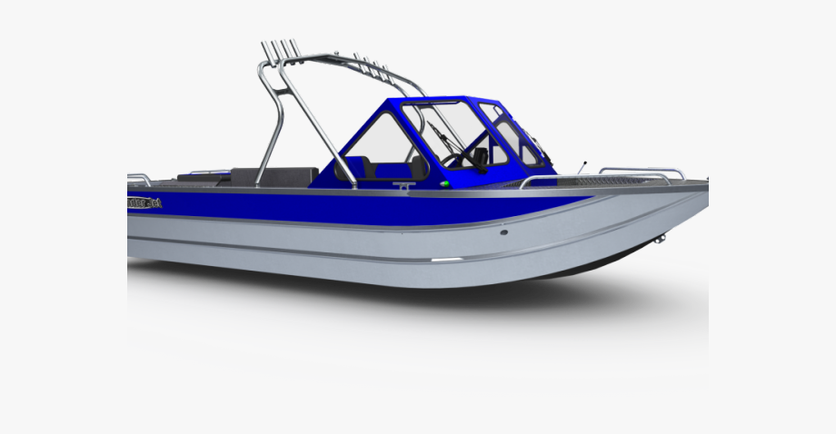 Fishing Clip Boat Clipart.