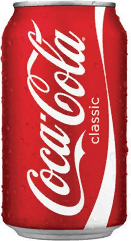 Free Coke Can Clipart and Vector Graphics.