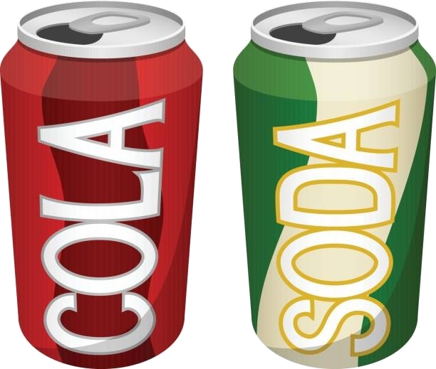 Soda Clipart Aluminum Can Pencil And In Color Transparent Png.
