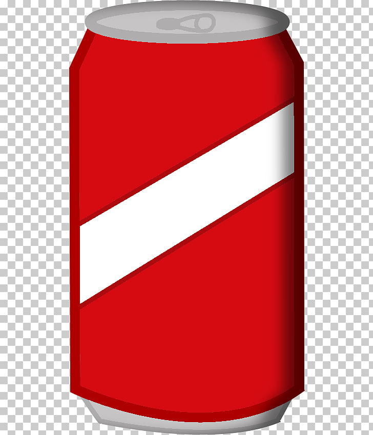 Soft drink Juice Cola Fast food Sprite, Soda Can s, red tin.