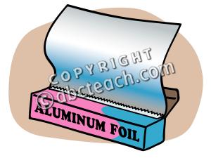 Aluminum Clip Art.