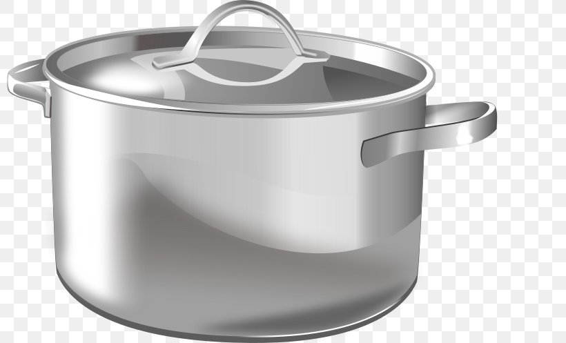 Cookware And Bakeware Induction Cooking Crock Clip Art, PNG.