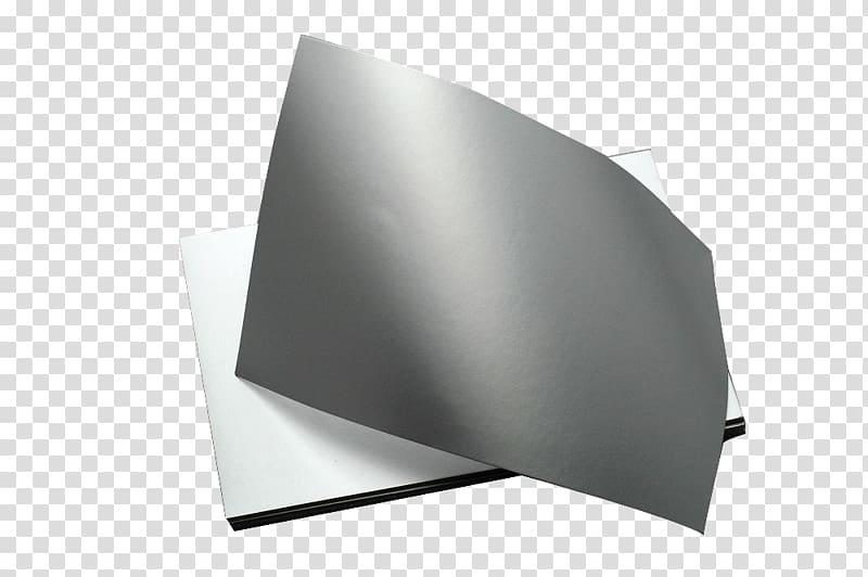 Paper Aluminium foil Silver, An aluminum foil transparent.