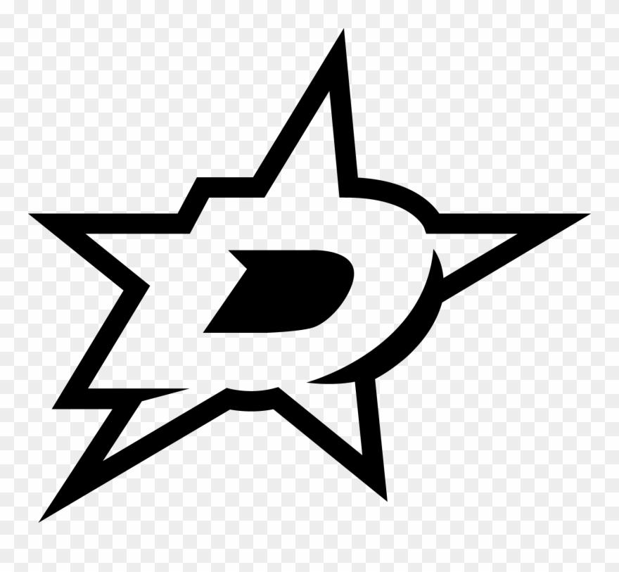 Dallas Stars Alumni Logo Clipart (#3748896).