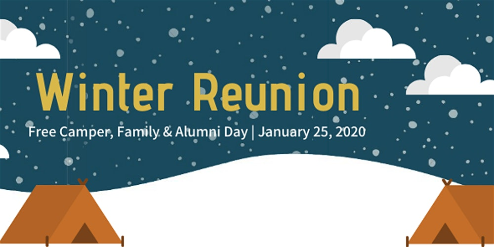 Winter Camper, Family & Alumni Reunion Tickets, Sat, Jan 25.