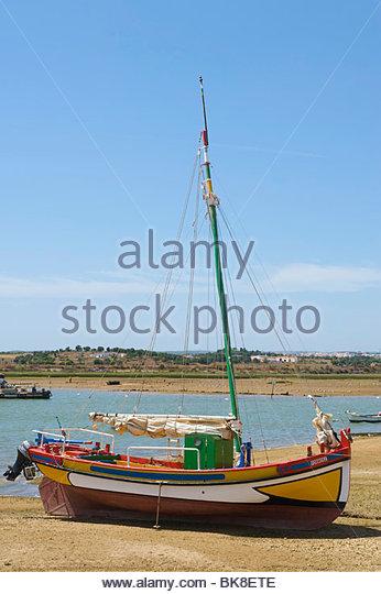 Portuguese Fishing Boat Stock Photos & Portuguese Fishing Boat.