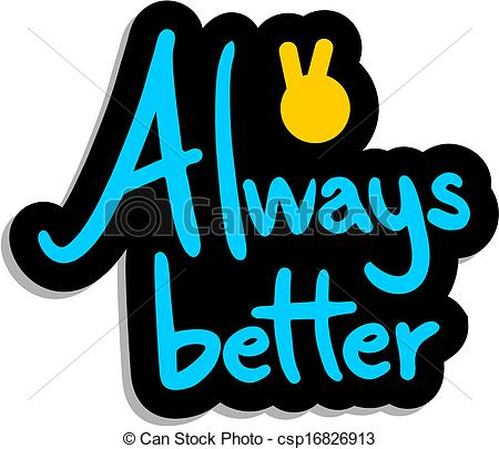 Always clipart #5