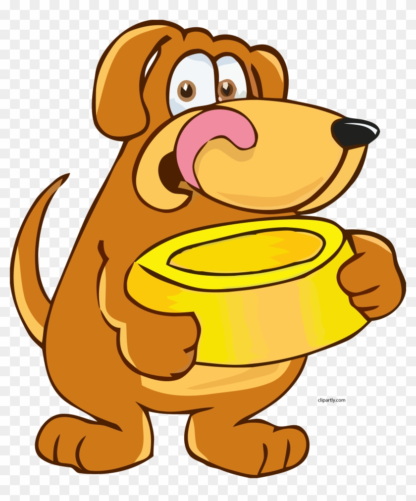 I Am Hungry Dog Clipart Png.