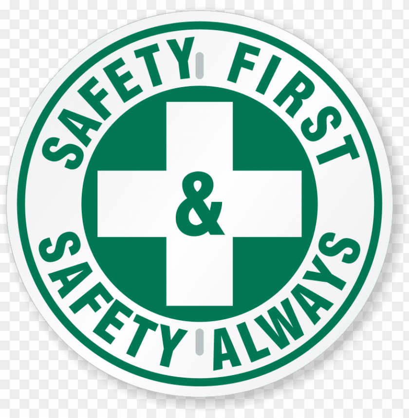download and use safety first png clipart.