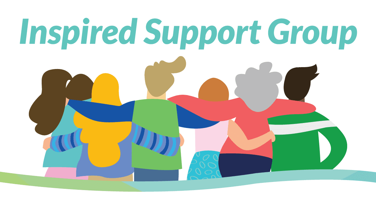 Monthly Inspired Support Group (June 2019).