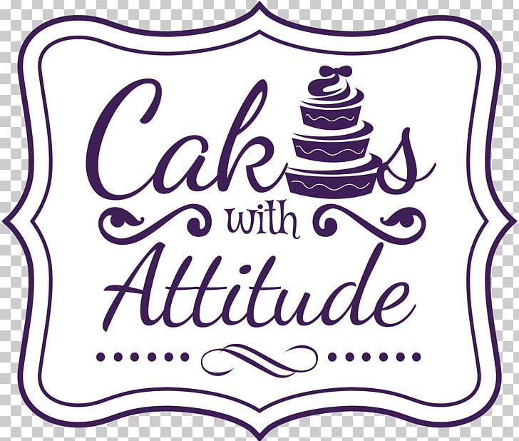 Restaurant Cakes With Attitude Brand Logo Alzheimer\'s.