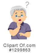 Clipart of Alzheimers #1.