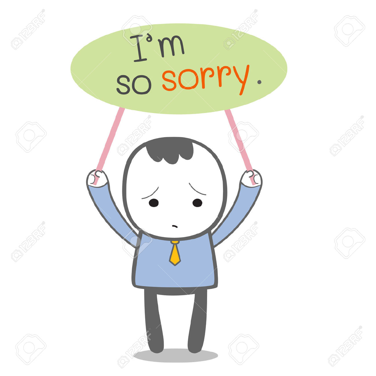 410 Sorry free clipart.