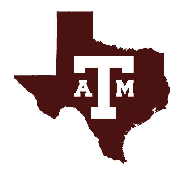 Texas A ampM Logo Clip Art N4 free image.