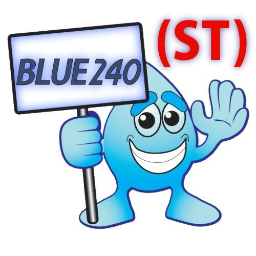 WCUK BLUE 240ST CPU Watercooling Kit (775 /1156 /1366 /AM3.