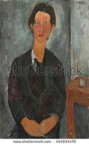 Modigliani Stock Photos, Royalty.