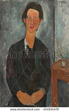 Modigliani Stock Photos, Royalty.